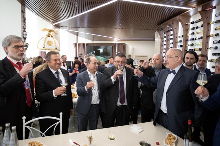 Эногастрономический туризм Евразии конгресс