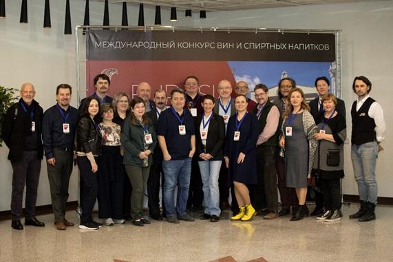 Международный конкурс EURASIA WINE & SPIRITS COMPETITION (EAWSC) 2021