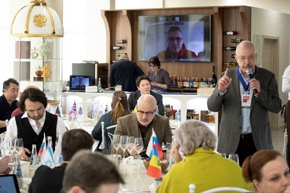 Международный конкурс EURASIA WINE & SPIRITS COMPETITION (EAWSC)