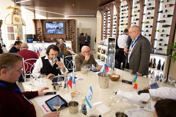 Международный конкурс EURASIA WINE & SPIRITS COMPETITION