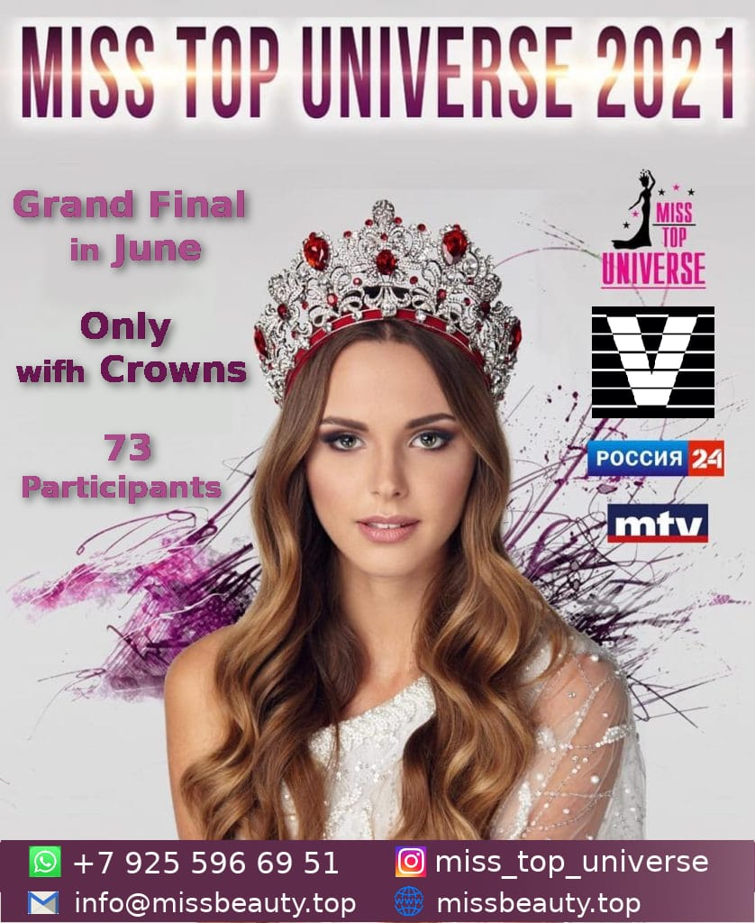 Miss Top Universe 2021